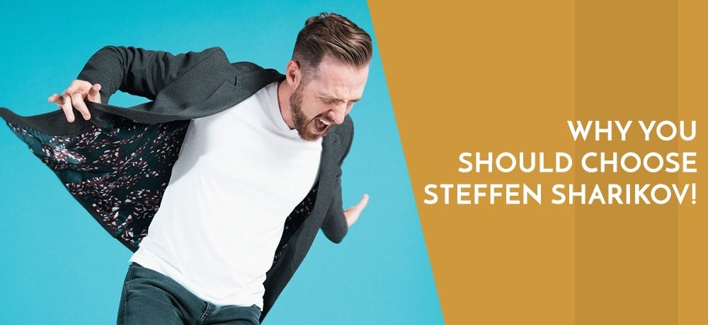 Why You Should Choose Steffen Sharikov