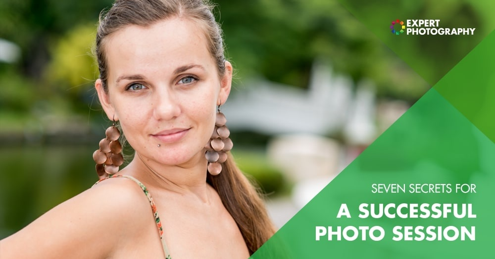 7 Great Secrets for a Successful Portrait Photo Shoot